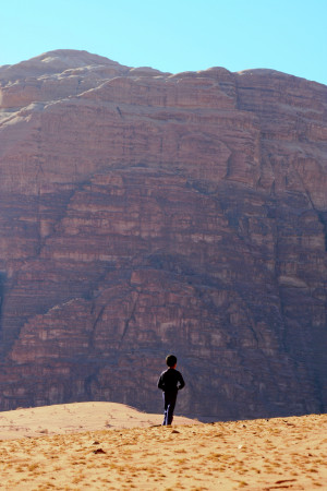 Desert Boy